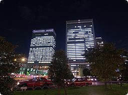 日本生命丸の内ビルと日本工業倶楽部ビル