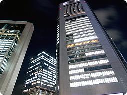 汐留メディアタワー(共同通信社)